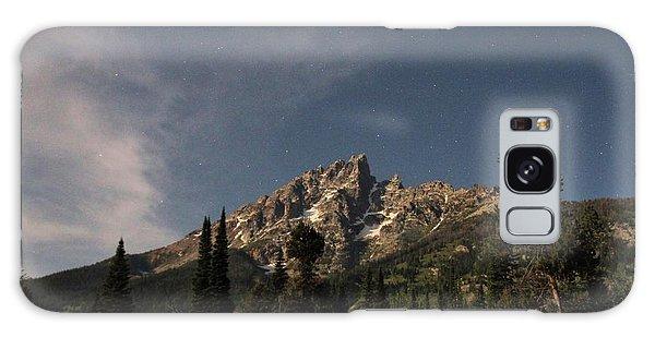 Stars Over Grand Teton Galaxy Case