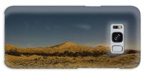 Stars Over Kelso Dunes Galaxy Case
