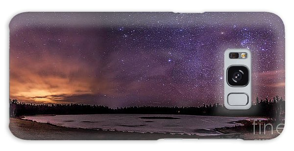 Stars Over Lake Eaton Galaxy Case