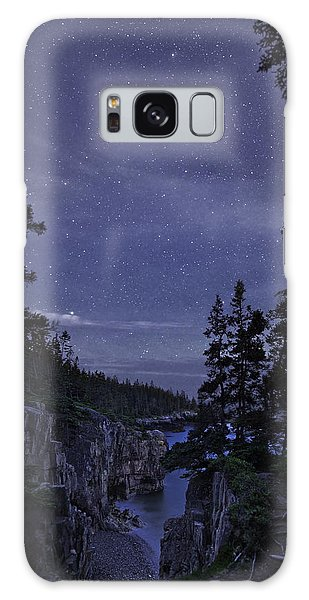 Stars Over Raven's Roost Galaxy Case