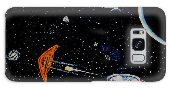 Startrek Galaxy Case by Stan Hamilton
