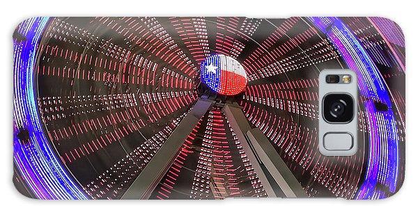State Fair Of Texas Ferris Wheel Galaxy Case