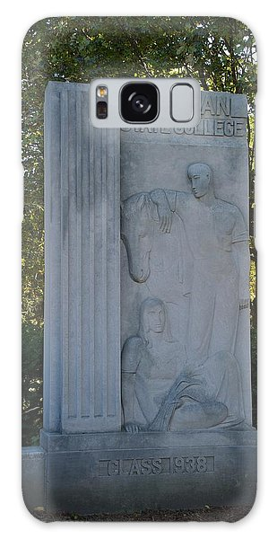 Statue Galaxy Case