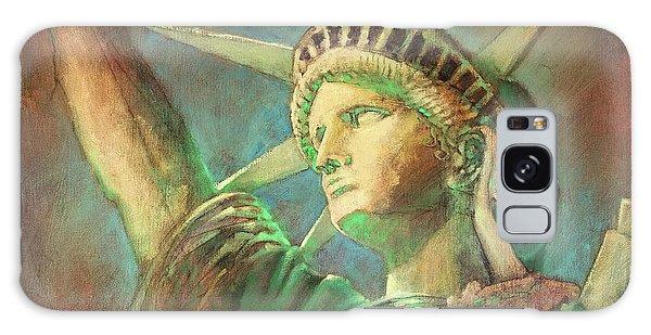 Statue Of Liberty 1 Galaxy Case