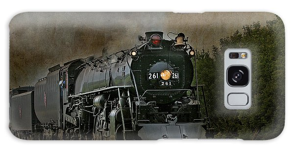 Steam Engine 261 Galaxy Case