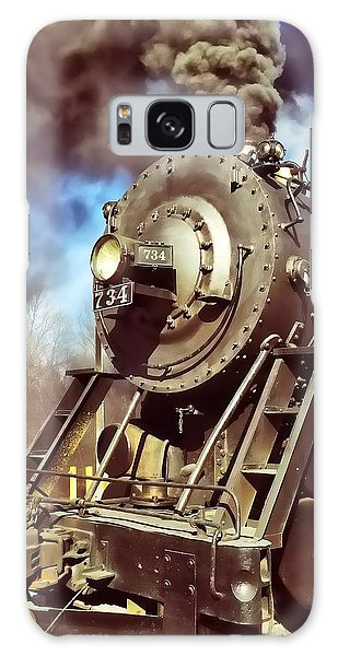 Steam Engine Galaxy Case