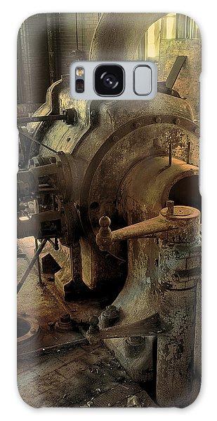 Steam Engine No 4 Galaxy Case