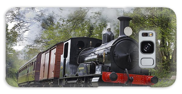 Steam Locomotive 3298 In Cornwall Galaxy Case