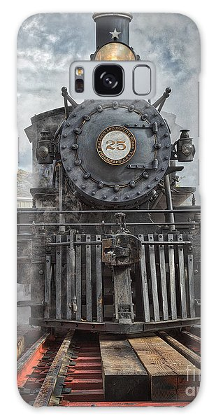 Steam Locomotive Galaxy Case