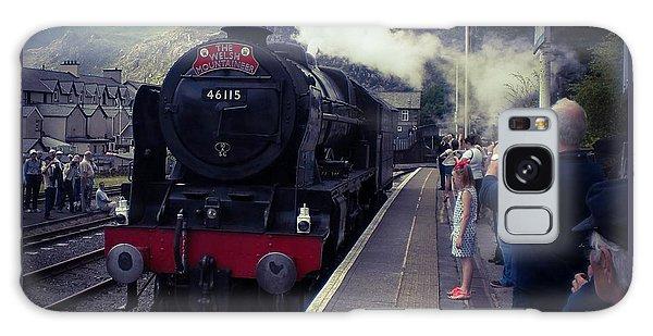Steam Train, Ffestiniog, North Wales Galaxy Case