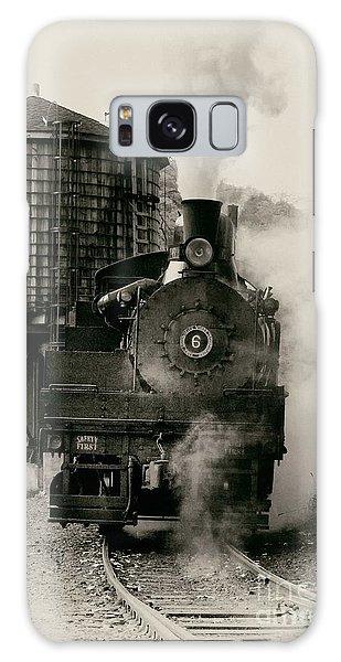 Steam Train Galaxy Case