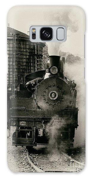 Steam Train Galaxy Case by Jerry Fornarotto