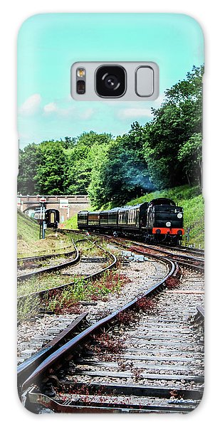Steam Train Nr The Bridge Galaxy Case