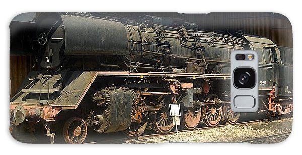 Steam Train  Galaxy Case