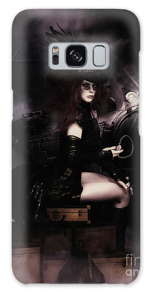 Steampunkxpress Galaxy Case