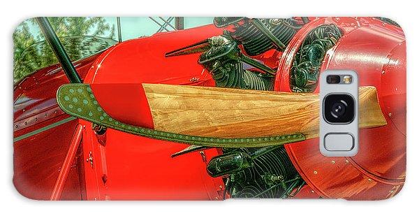 Stearman C3b Biplane Galaxy Case