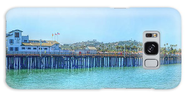 Stearns Wharf Galaxy Case