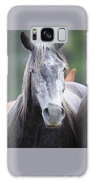 Steel Grey Galaxy Case