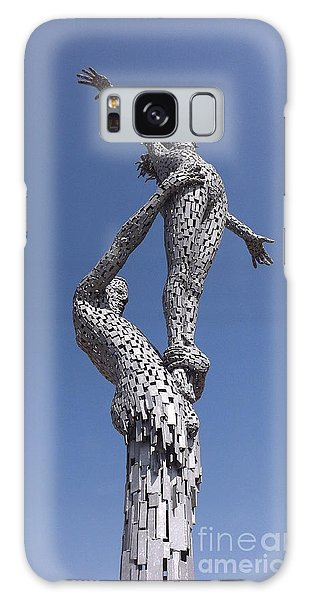 Steel People Galaxy Case