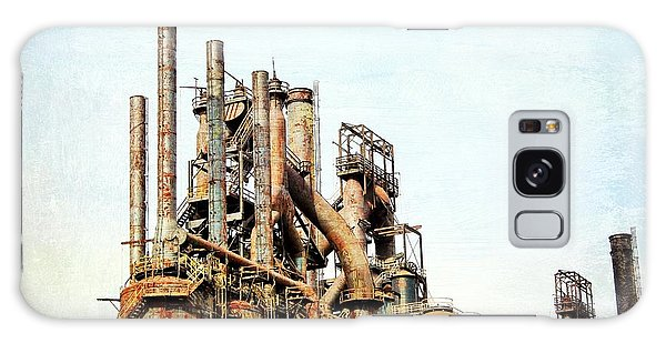 Steel Stack Blast Furnaces Galaxy Case