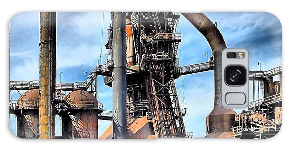 Steel Stacks Bethlehem Pa. Galaxy Case