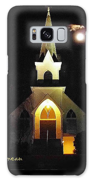 Steeple Chase 3 Galaxy Case