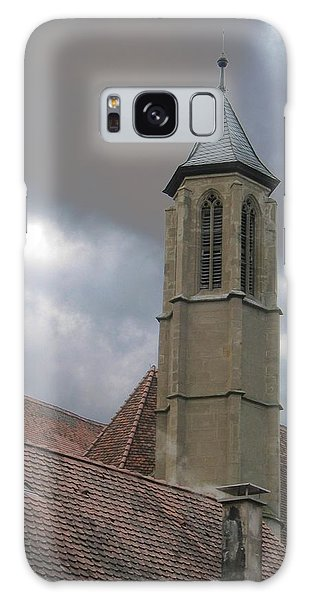 Galaxy Case featuring the photograph Steeple by Dylan Punke