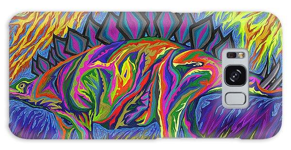 Stegasaurus Colorado Galaxy Case by Robert SORENSEN