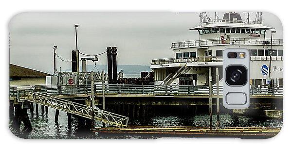 Steilacoom Ferry,washington State Galaxy Case