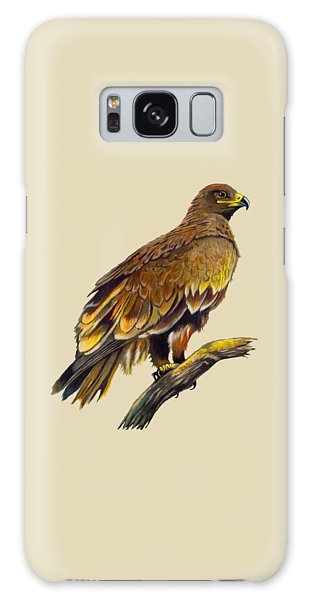 Steppe Eagle Galaxy Case by Anthony Mwangi