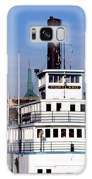 Sternwheeler, Portland Or  Galaxy Case