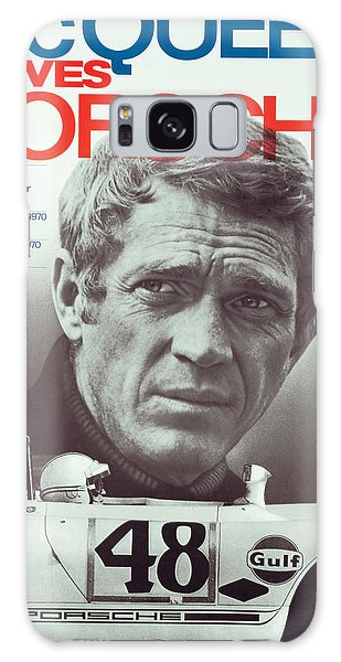 Steve Mcqueen Drives Porsche Galaxy Case
