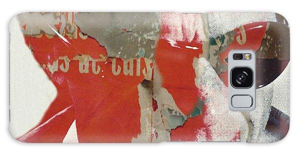 Movie Poster Galaxy Case - Steve Mcqueen by Paul Lovering