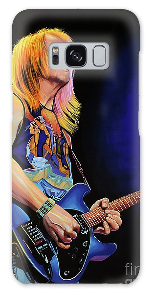 Country Living Galaxy Case - Steve Morse Painting by Paul Meijering