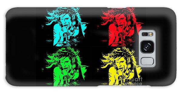 Steven Tyler Pop Art Galaxy Case