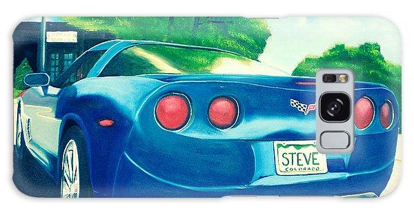 Steve's Corvette Galaxy Case