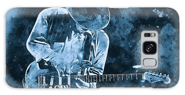 Stevie Ray Vaughan - 12 Galaxy Case