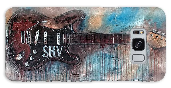 Stevie Ray Vaughan Double Trouble Galaxy Case