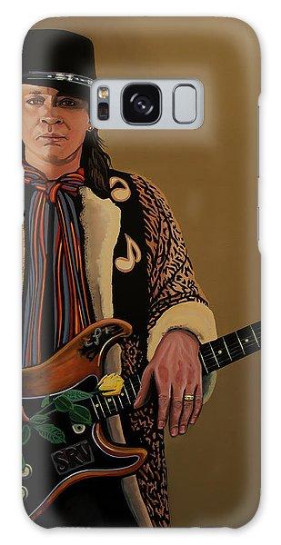 Stevie Ray Vaughan 2 Galaxy Case by Paul Meijering