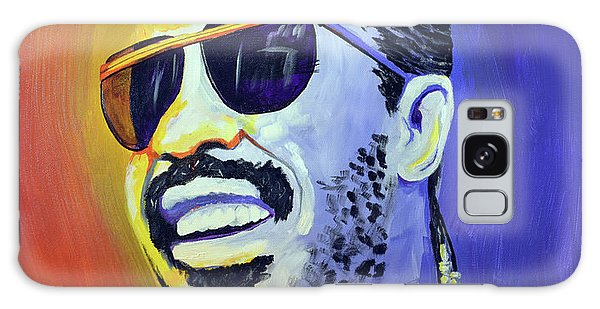 Stevie Wonder Galaxy Case