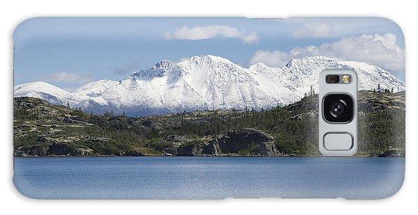 Stikine Mountains 7 Galaxy Case