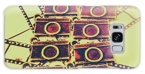 Vintage Camera Galaxy Case - Still In Film by Jorgo Photography - Wall Art Gallery