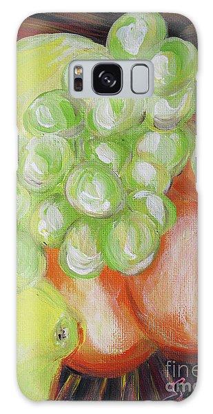 Still Life. Grapes. Fruits.  Galaxy Case