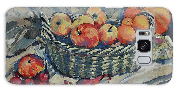 Galaxy Case - Still Life With Fruit And Vegetables by Nop Briex