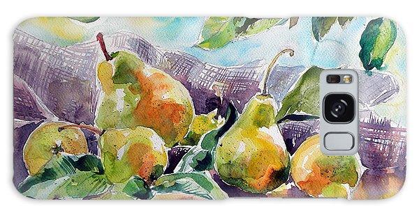 Still Life With Pears Galaxy Case by Kovacs Anna Brigitta