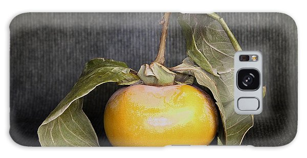 Still Life With Persimmon Galaxy Case