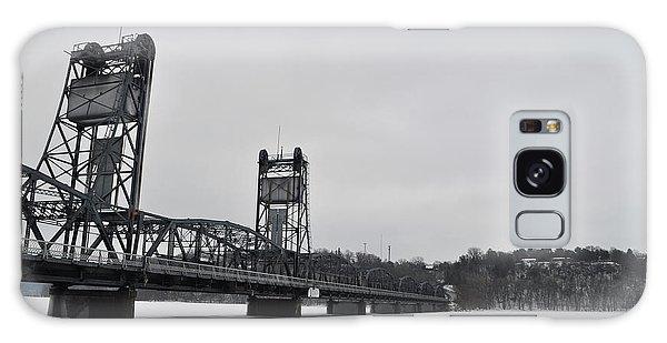 Houlton Galaxy Case - Stillwater Bridge Winter by Kyle Hanson