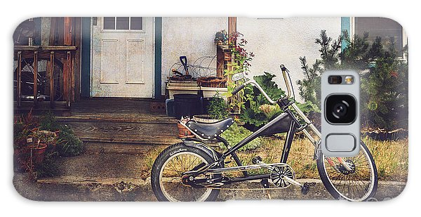 Sting Ray Bicycle Galaxy Case by Craig J Satterlee