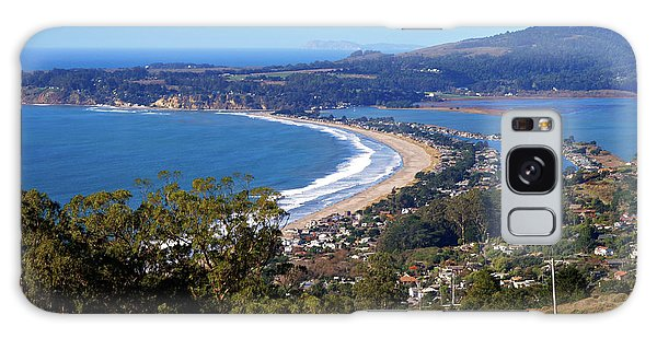 Stinson Beach  Galaxy Case