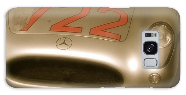 Stirling Moss 1955 Mille Miglia Winning 722 Mercedes Galaxy Case by John Colley